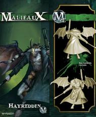 Malifaux: Resurrectionists - Hayreddin