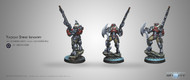 Infinity: Combined Army - Yaogat Strike Infantry - Multi Sniper Rifle