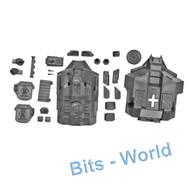 Warhammer 40k Bits: Deathwatch Corvus Blackstar - Hull