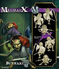 Malifaux: Neverborn - Bunraku
