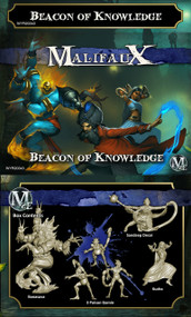 Malifaux: Arcanists - Beacon of Knowledge