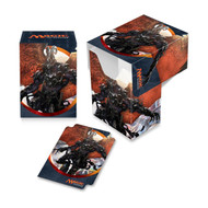 Ultra PRO: Magic the Gathering: Aether Revolt Deck Box - Herald of Anguish