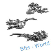 Warhammer/40k Bits: Chaos Daemon Burning Chariot - Fire Effects