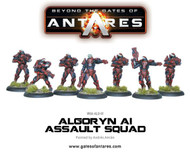 Beyond the Gates of Antares: Algoryn - AI Assault Squad