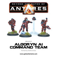 Beyond the Gates of Antares: Algoryn - AI Command Team