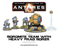 Beyond the Gates of Antares: Boromite - Team with Heavy Frag Borer
