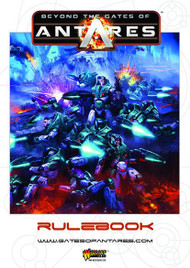 Beyond the Gates of Antares: Core Rulebook (Hardcover)
