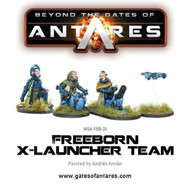 Beyond the Gates of Antares: Freeborn - X-Launcher Team