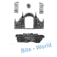 WARHAMMER/40K BITS -  GARDEN OF MORR - MAIN GATE