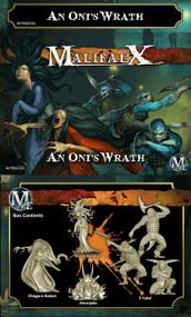 Malifaux: Ten Thunders - An Oni's Wrath (Asami Crew)