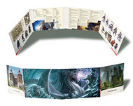 Dungeons & Dragons: Tyranny of Dragons - Hoard of the Dragon Queen DM Screen
