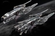 Dropfleet Commander: UCM Cruiser Box