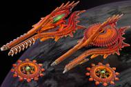 Dropfleet Commander: Shaltari Cruiser Box