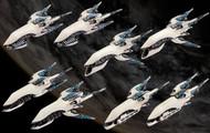 Dropfleet Commander: PHR Frigate Box