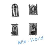 Warhammer 40k Bits: Terrain Garden Of Morr - Grave Stones