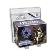Star Wars Imperial Assault: Captain Terro Villain Pack