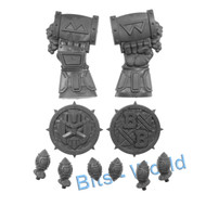 WARHAMMER BITS: BLOOD BOWL DWARF GIANTS - TOKENS