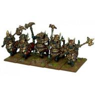 Kings of War: Abyssal Dwarfs - Half-Breed Cavalry