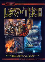 GURPS: Low-Tech (4th Edition)