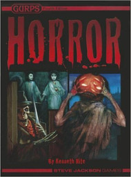 GURPS: Horror (4th Edition)