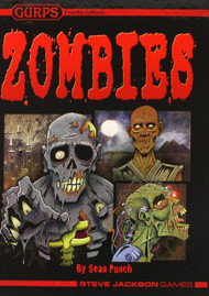 GURPS: Zombies (4th Edition)