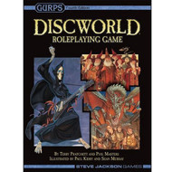 GURPS: Disc World RPG (2nd Edition)
