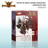 Wrath of Kings: House Nasier - Character Box 2