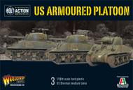 Bolt Action: USA - Armoured Platoon