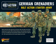 Bolt Action: Germany - Grenadiers Starter Army