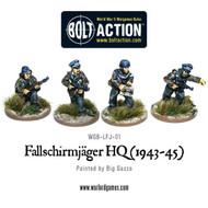 Bolt Action: Germany - Fallschirmjager HQ (1943-45)