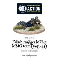 Bolt Action: Germany -Fallschirmjager MG42 MMG (1943-45)