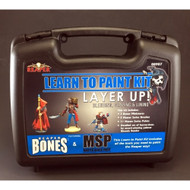 Reaper: Dark Heaven Bones: Learn to Paint Kit 2 - Layer Up! Base Coats, Layering, and Glazing