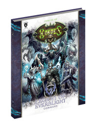 Hordes: Accessories - Forces of Hordes - Legion of Everblight Command (Softcover)