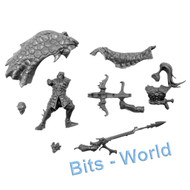 Warhammer Bits: Scourge Privateers Scourgerunner Chariot - Beastmaster
