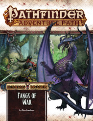 Pathfinder: Adventure Path - Ironfang Invasion Part 2 - Fangs of War