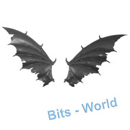 WARHAMMER BITS - DARK ELVES BLACK DRAGON - WINGS