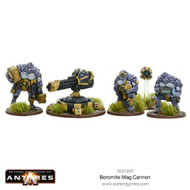 Beyond the Gates of Antares: Boromite Mag Cannon