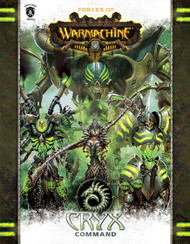 Warmachine: Accessories - Forces of Warmachine - Cryx Command (Softcover)