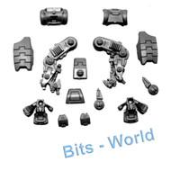 WARHAMMER 40K BITS: TAU BROADSIDE BATTLESUIT - LEGS