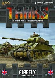 Tanks: British Sherman Firefly Tank Expansion