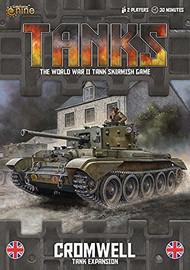 Tanks: British Cromwell Tank Expansion