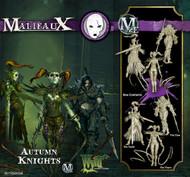 Malifaux: Neverborn - Autumn Knights