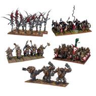 Kings of War: Abyssal Dwarfs - Army Starter