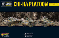 Bolt Action: Chi-Ha Platoon