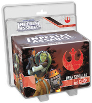 Star Wars Imperial Assault: Hera Syndulla and C1-10P