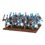 Kings of War: Basileans - Men-At-Arms Regiment