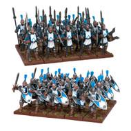 Kings of War: Basileans - Men-At-Arms Horde