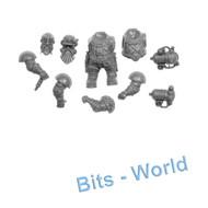Warhammer Bits: Kharadron Overlords Grundstok Gunhauler - Crew