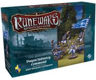 Runewars: Daqan Infantry Command
