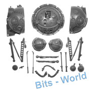 Warhammer Bits: Kharadron Overlords Arkanaut Ironclad - Rigging & Dirigible
